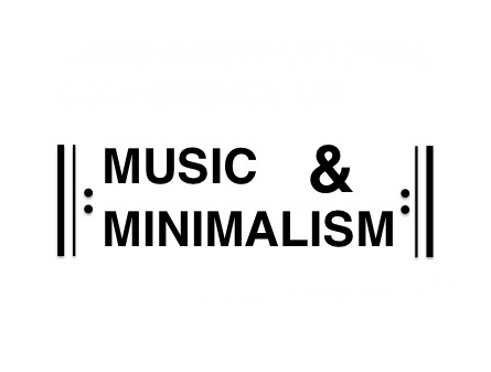 minimalist music Minimalist music of john adams showing its role in adams' development musical figures such as philip glass and steve reich influenced adams' music style.