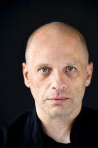 David Lang. Photo by Peter Serling.