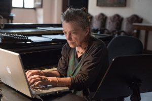 Mary Jane Leach. Photo by Giorgia Fanelli.